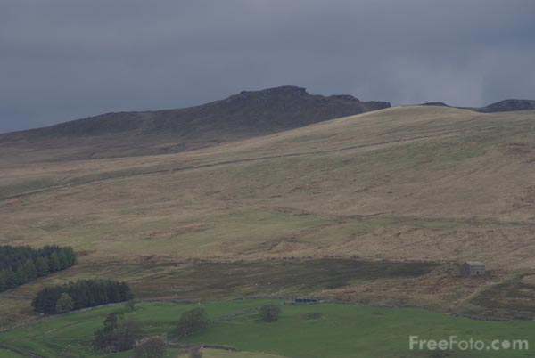Picture of The Yorkshire Dales - Free Pictures - FreeFoto.com