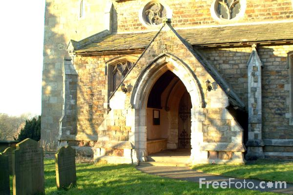 Picture of Newton on Ouse - Free Pictures - FreeFoto.com