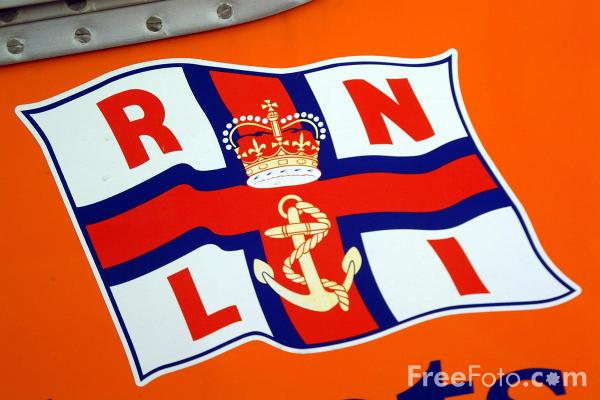 Picture of RNLI - Free Pictures - FreeFoto.com