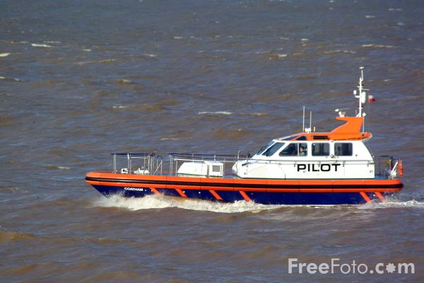 Picture of Pilot Cutter, Teesmouth - Free Pictures - FreeFoto.com