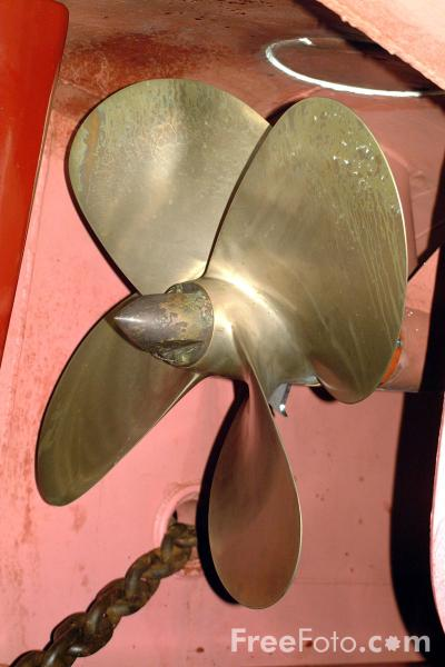 Picture of Propeller - Free Pictures - FreeFoto.com