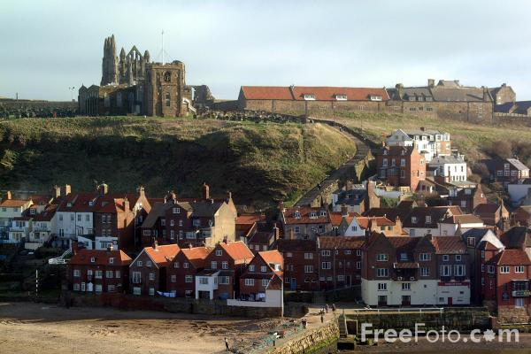 Picture of Whitby - Free Pictures - FreeFoto.com
