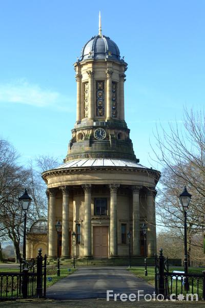 Picture of United Reform Church, Saltaire - Free Pictures - FreeFoto.com