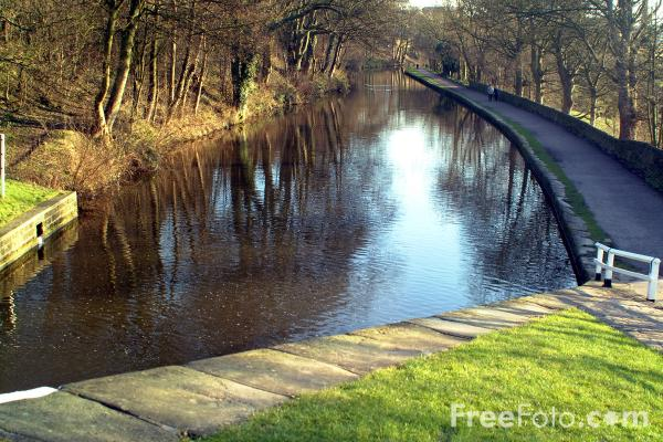 Picture of Bingley - Free Pictures - FreeFoto.com