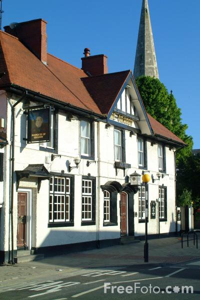 Picture of Marquis Of Granby, Hessle - Free Pictures - FreeFoto.com