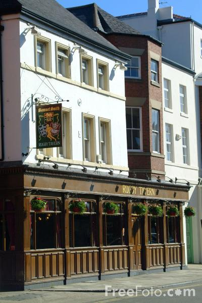 Picture of Rugby Tavern, Kingston upon Hull - Free Pictures - FreeFoto.com