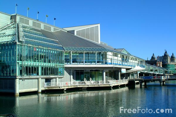 Picture of Princes Quay, Kingston upon Hull - Free Pictures - FreeFoto.com