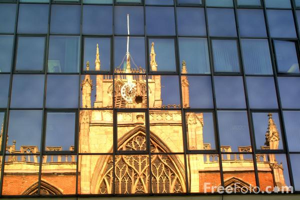 Picture of Holy Trinity Church, Kingston upon Hull - Free Pictures - FreeFoto.com