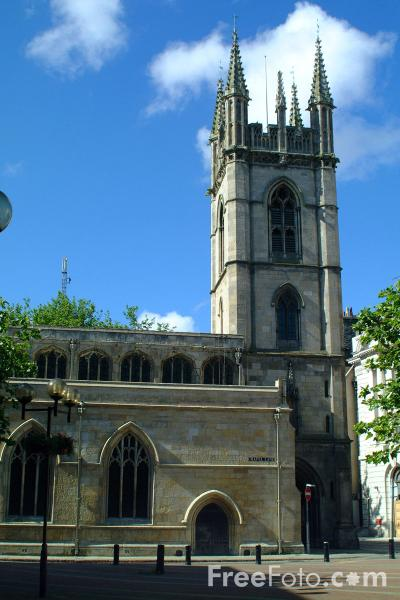 Picture of Saint Mary's Church, Kingston upon Hull - Free Pictures - FreeFoto.com
