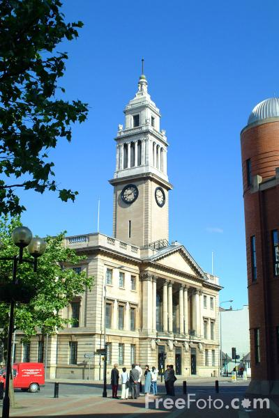 Picture of Kingston upon Hull - Free Pictures - FreeFoto.com