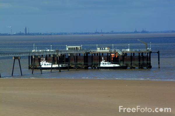 Picture of Humber Pilots high-speed pilot launch, Spurn Head - Free Pictures - FreeFoto.com