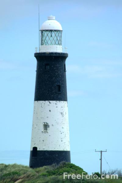 Picture of Spurn Lighthouse - Free Pictures - FreeFoto.com