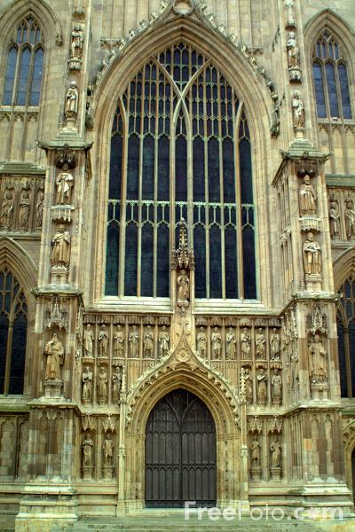 Picture of Beverley Minster - Free Pictures - FreeFoto.com