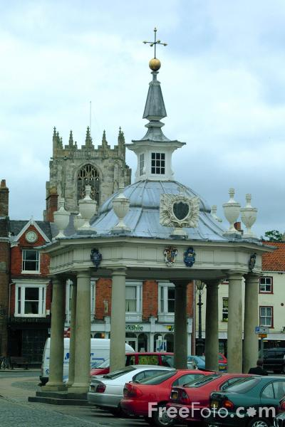 Picture of Market Cross, Beverley - Free Pictures - FreeFoto.com