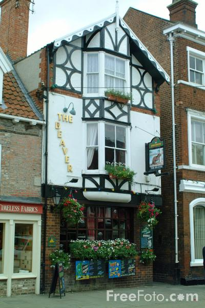 Picture of The Beaver, Beverley - Free Pictures - FreeFoto.com