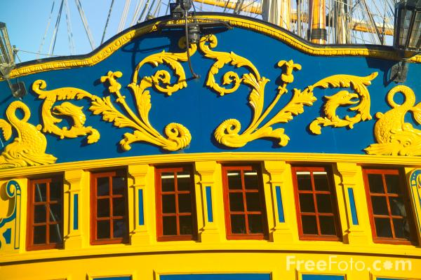 Picture of Grand Turk, Whitby, North Yorkshire - Free Pictures - FreeFoto.com