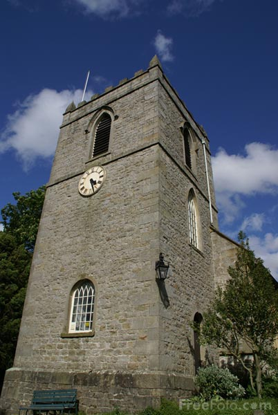 Picture of St. Mary's Church, Kettlewell, Upper Wharfedale - Free Pictures - FreeFoto.com