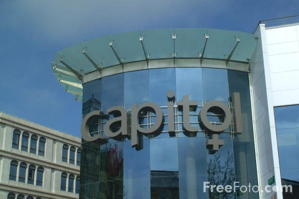 Picture of The Capitol Centre, Cardiff - Free Pictures - FreeFoto.com