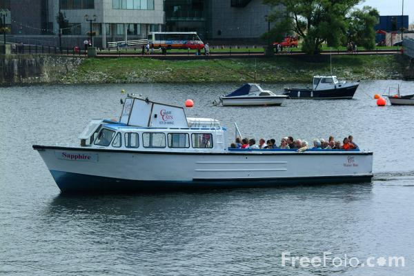 Picture of Cardiff Bay - Free Pictures - FreeFoto.com
