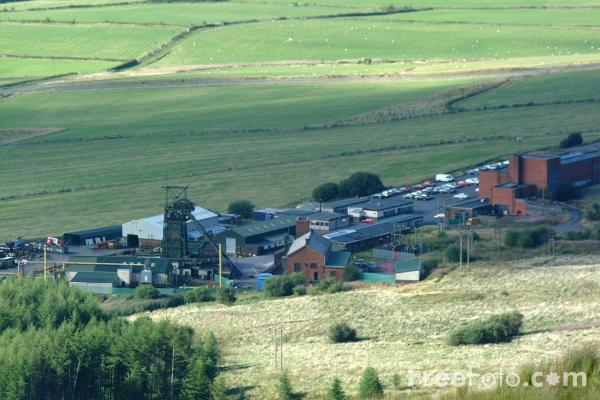 Picture of Tower Colliery, Merthyr Tydfil - Free Pictures - FreeFoto.com