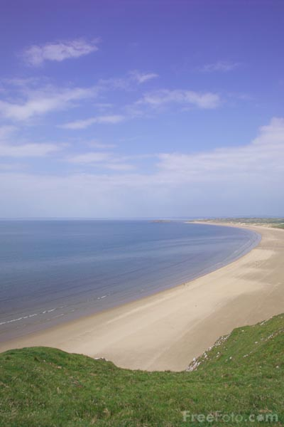 Picture of Gower Peninsula, South Wales - Free Pictures - FreeFoto.com