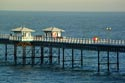 The 120 year old pier, Llandudno has been viewed 9177 times