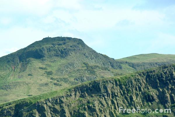 Picture of Arthur's Seat - Free Pictures - FreeFoto.com