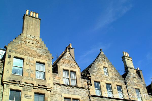 Picture of Edinburgh Architecture - Free Pictures - FreeFoto.com