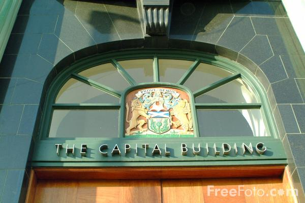 Picture of The Capital Building, George Street, Edinburgh - Free Pictures - FreeFoto.com