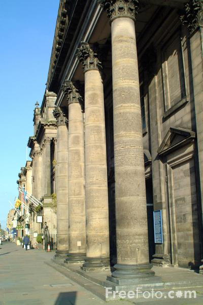Picture of St Andrew and St George's Church, George Street, Edinburgh - Free Pictures - FreeFoto.com