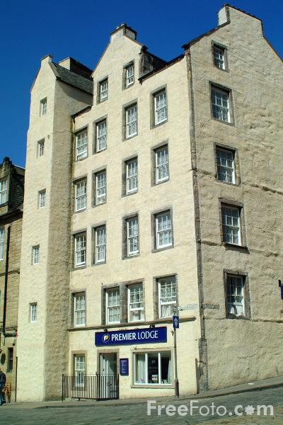 Picture of Premier Lodge, Hotels, Edinburgh - Free Pictures - FreeFoto.com