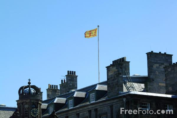 Picture of Palace of Holyrood, Edinburgh - Free Pictures - FreeFoto.com