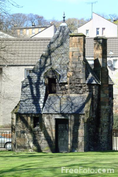 Picture of Queen Mary's Bath House, Edinburgh - Free Pictures - FreeFoto.com