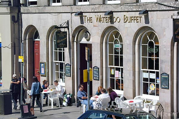 Picture of The Waterloo Buffet, Edinburgh - Free Pictures - FreeFoto.com