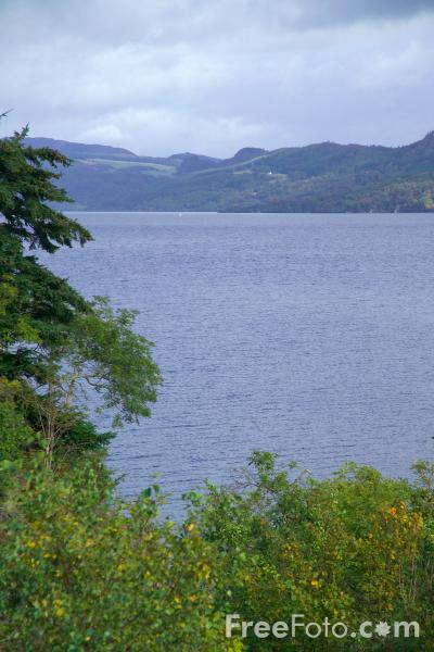 Picture of Loch Ness - Free Pictures - FreeFoto.com
