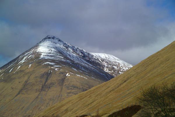 Picture of Beinn Dorain, Coire Chailein - Free Pictures - FreeFoto.com