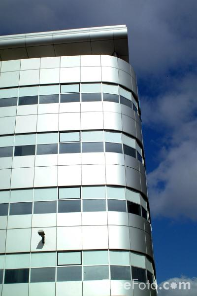 Picture of Office Building, Glasgow Business District - Free Pictures - FreeFoto.com
