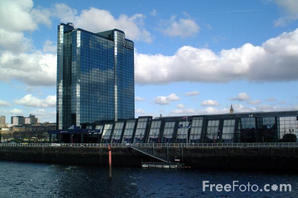 Picture of Glasgow Moat House Hotel, Glasgow - Free Pictures - FreeFoto.com
