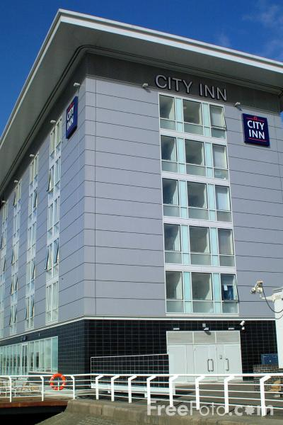 Picture of City Inn Hotel, Glasgow - Free Pictures - FreeFoto.com