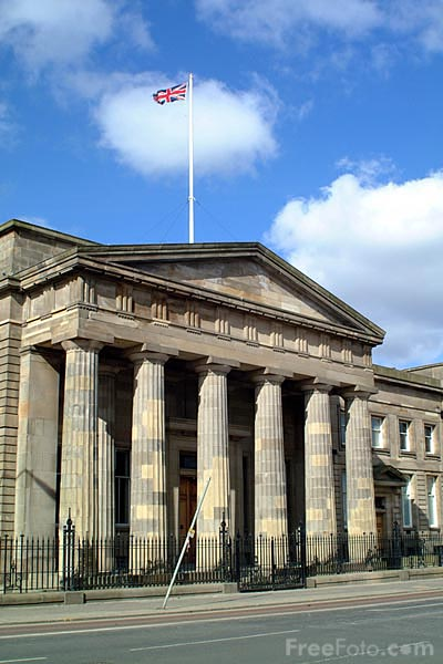 Picture of High Court, Glasgow - Free Pictures - FreeFoto.com