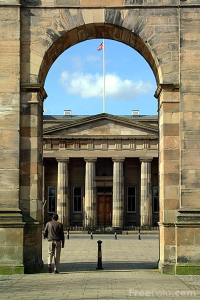 Picture of McLennan Arch, Glasgow - Free Pictures - FreeFoto.com