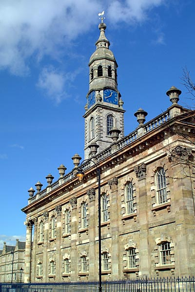 Picture of St. Andrews in the Square, Glasgow - Free Pictures - FreeFoto.com