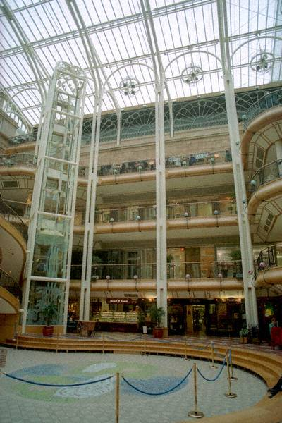 Picture of Princes Square shopping mall, Glasgow - Free Pictures - FreeFoto.com