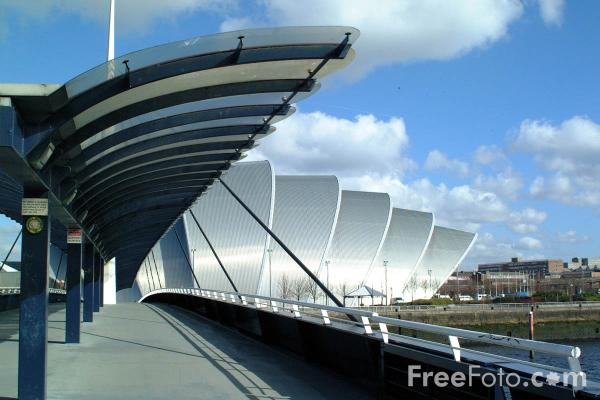 Picture of SECC - Scottish Exhibition and Conference Centre - Free Pictures - FreeFoto.com