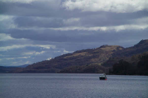 Picture of Loch Lomond - Free Pictures - FreeFoto.com