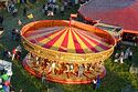 Merry go round, The Hoppings, Newcastle upon Tyne has been viewed 41885 times