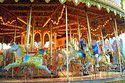 Merry go round, The Hoppings, Newcastle upon Tyne has been viewed 37568 times