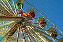 Image Ref: 11-06-3 - Big Wheel, The Hoppings, Newcastle upon Tyne, Viewed 5726 times