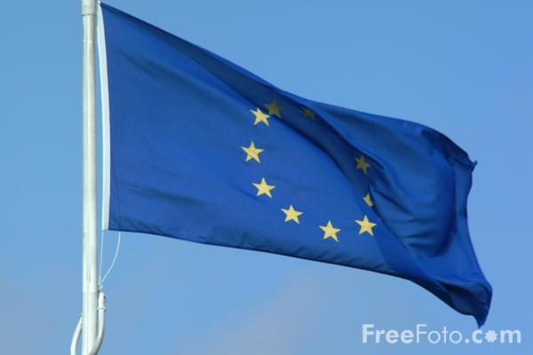 Picture of European Union Flag - Free Pictures - FreeFoto.com