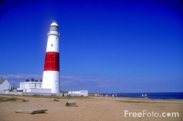 Picture of Portland Bill Lighthouse - Free Pictures - FreeFoto.com